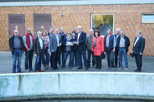 Kläranlage der Verbandsgemeinde war Ziel der FWG
