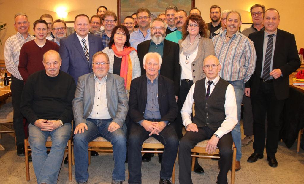 FWG Brohltal - Kandidaten Kommunalwahl 2019