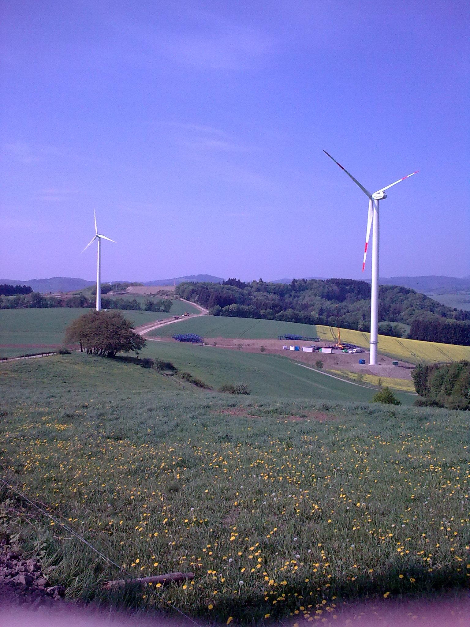 FWG Kreis Ahrweiler – Es gibt Bewegung im Thema Windenergie im Kreis Ahrweiler!